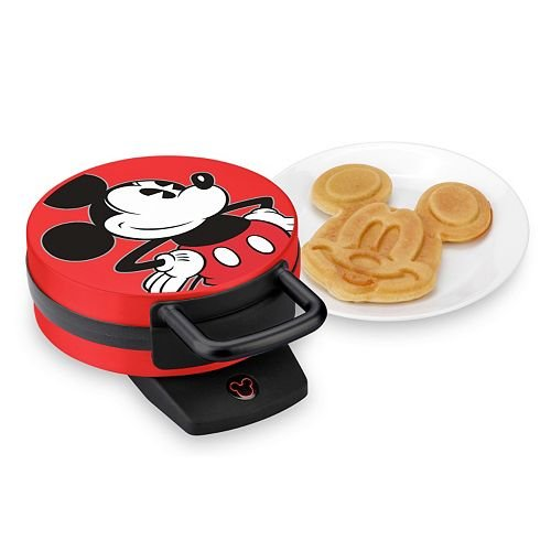 Disney Mickey Mouse Waffle Maker (Mickey Mouse Waffles Maker compare prices)