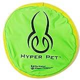 ハイパーペット フリスビー L HYPER PET FLIPPY FLOPPER 黄緑×黄ふち [並行輸入品]