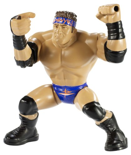 WWE Power Slammers Zach Ryder Figure - 1