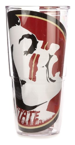 Tervis 24 Oz. Big T College Fsu Colossal Tumbler No Sz