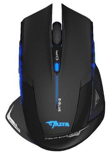 E-3lue E-Blue Mazer 2500 DPI Blue LED 2.4GHz Wireless Optical Gaming Mouse