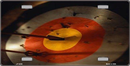 LP 3238 Bulls Eye Archery Full Color