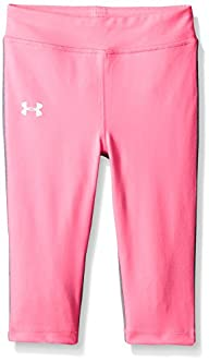 Under Armour Girls' Front Back Capri