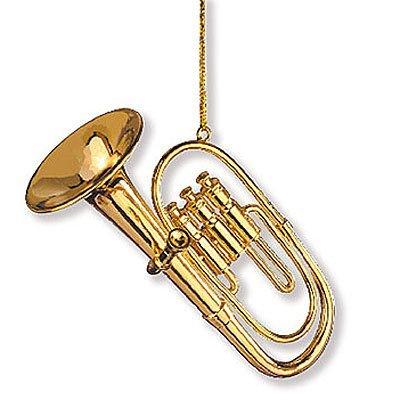 Anhnger-Tuba-Schnes-Geschenk-fr-Musiker