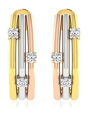 Friendly Diamonds Pendientes FDT12595Y Oro