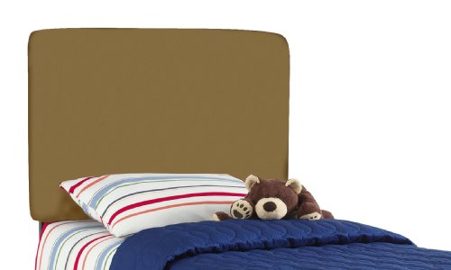 Cheap Skyline Furniture Aaron'S Kids Headboard, Cotton (750TDKHK-PARENT)