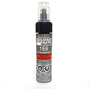 Genuine toyota 00258 001e6 21 charcoal gray for Toyota paint touch up pen