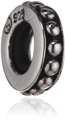 Pasionista 607481 Unisex Sterling Silver 925 Bead
