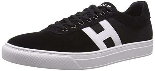 HUF Men's SOTO Skateboarding Shoe, Black, 8 M US
