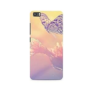 TAZindia Printed Hard Back Case Cover For Xiaomi Mi5