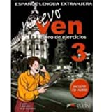 img - for Nuevo Ven 3 Ejercicios + CD (Mixed media product)(Spanish) - Common book / textbook / text book