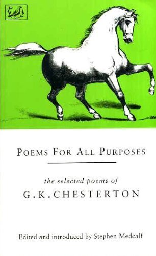 Poems for All Purposes: The Selected poems of G.K. Chesterton PDF