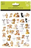 Trends International Sandylion Cats and Dogs Foldover Stickers