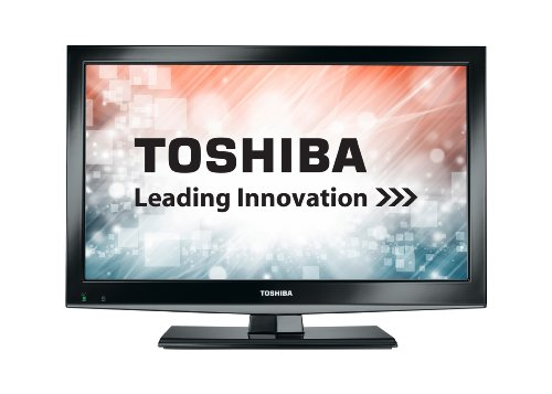 Toshiba 19BL502B 19-inch Widescreen HD Ready LED TV with Freeview