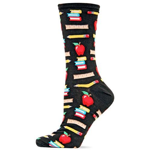 Hot Sox Originals Teacher's Pet Crew Trouser Sock