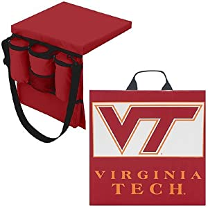 Bsi Virginia Tech Hokies Tailgater Seat Cushiontote Case from BSI