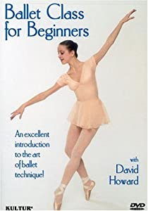 Ballet Class for Beginners