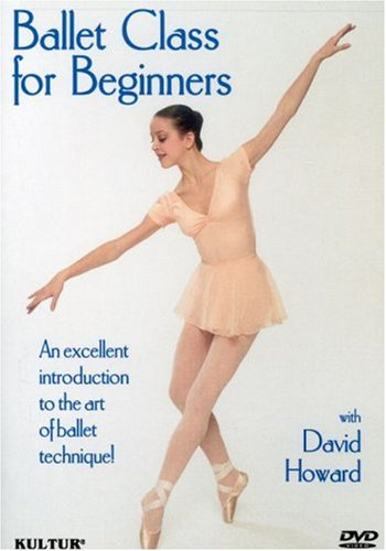Cover art for  Ballet Class for Beginners