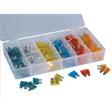 Advanced Tool Design Model  ATD-364  120 Piece Car Fuse Assortment