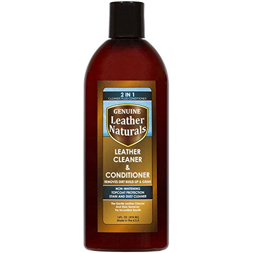 Leather Naturals Cleaner With Conditioner The Ultimate