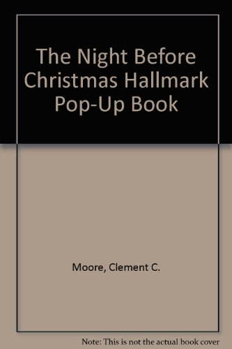 the-night-before-christmas-hallmark-pop-up-book