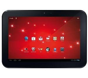 """Toshiba - AT300-101 - Tablette 10,2"""" (25,7 cm) - Android 4,0 Ice Cream Sandwich - Nvidia - Disque 16 Go - RAM 1Go - Wifi - Métallique"""