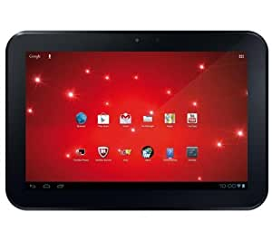 "Toshiba - AT300-101 - Tablette 10,2"" (25,7 cm) - Android 4,0 Ice Cream Sandwich - Nvidia - Disque 16 Go - RAM 1Go - Wifi - Métallique"