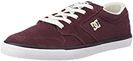 DC Mens Leather Sneakers B01HGIP4ZE
