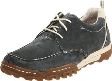 (再降)ECCO Men's Portland Sneaker 爱步波特兰休闲鞋 棕 $71.33