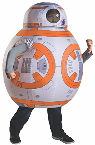 Star Wars Episode VII: The Force Awakens Deluxe BB-8 Inflatable Costume