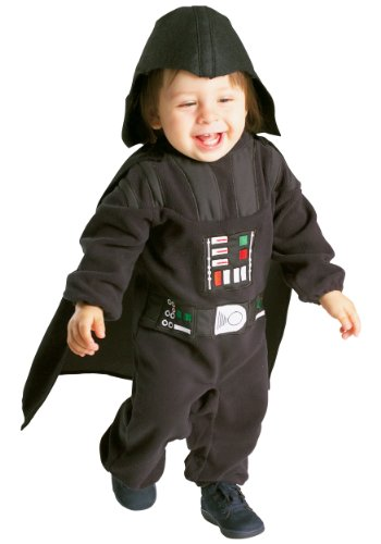 Star Wars Baby Darth Vader Romper Costumes
