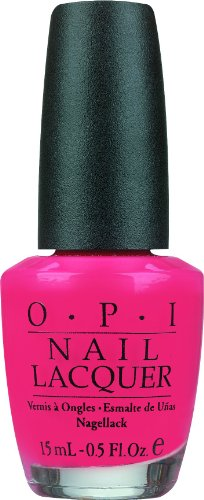 OPI ネイルラッカー B35 15ml CHARGED UP CHERRY