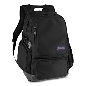 JanSport Hauler Backpack, Black