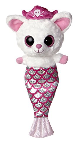Aurora World YooHoo and Friends Pammee Pirate Mermaid Plush