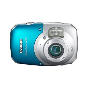 Canon PowerShot D10 12.1 MP Waterproof Digital Camera