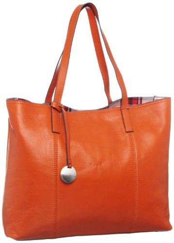 Tommy Hilfiger Women's Nina I EW Tote Orange BW56915729