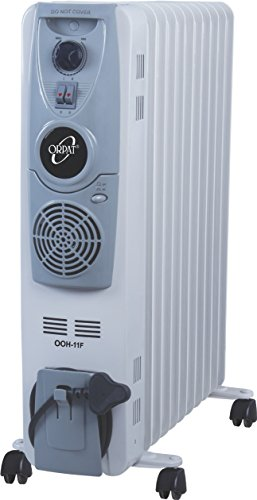 OOH-11F 2900W Oil Filled Radiator Room Heater