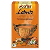 Yogi Tea Licorice Egyptian Spice 15 Bag