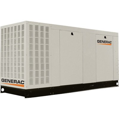 Generac Commercial Series Liquid-Cooled Standby Generator 150 Kw, 120/208...