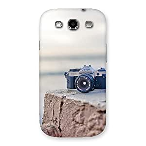Delighted Vintage Camera Multicolor Back Case Cover for Galaxy S3 Neo