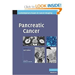 Pancreatic Cancer (Contemporary Issues in Cancer Imaging)
