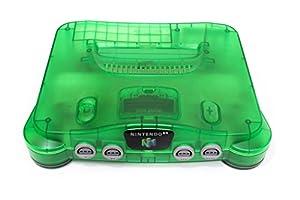 Amazon.com: Nintendo 64 System Video Game Console Jungle ...