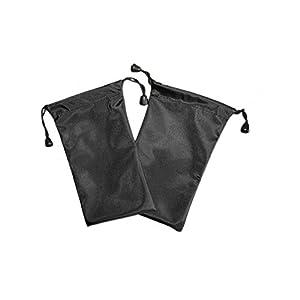 PowerLead PL-17 Eyewear Eyeglass Microfiber Soft Cleaning Cloth Bag Pouch Case Camera Bag