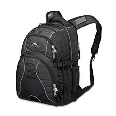 High Sierra Swerve Pack (Black, Black, Black)