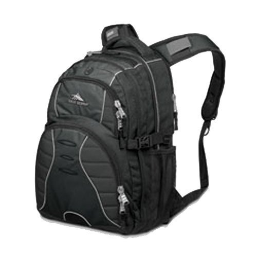 High Sierra Swerve Pack Black