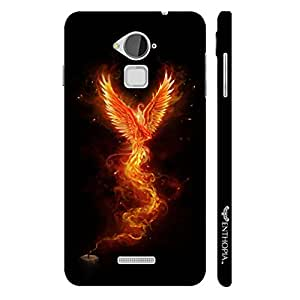 Coolpad Note 3 Fire Bird designer mobile hard shell case by Enthopia