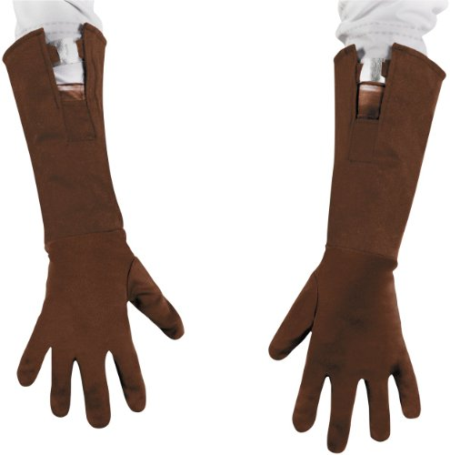 Captain America Movie Gloves Size: Child - 1