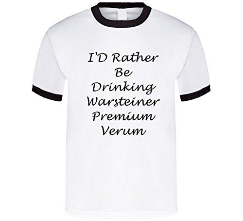 sunshine-t-shirts-id-rather-be-drinking-warsteiner-premium-verum-funny-t-shirt-2xl-black-ringer