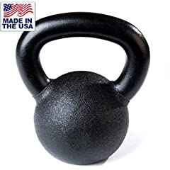 Buy Hampton Fitness USA-Made Urethane Encased Kettlebells - 3900 lbs - Military Platoon Package by Ironcompany.com