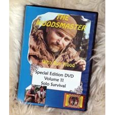 Solo Survival Skills: Woodsmaster Volume 11 (DVD)